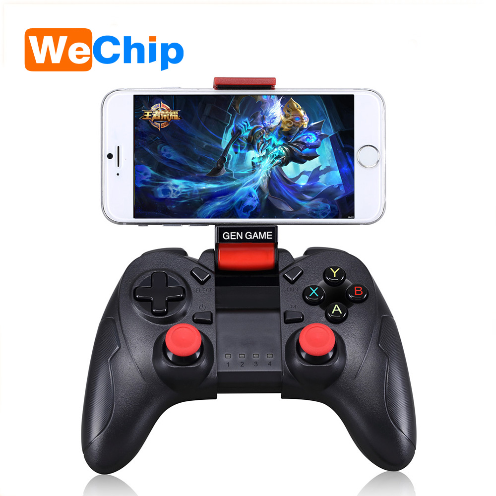 Wireless Bluetooth Game Pad for Iphone,Ipad and Other Android Mobile in 2017