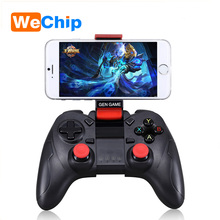 hot selling 2017 Wireless Bluetooth Game Pad Gen Game S6 for Iphone,Ipad and Other Android Mobile in 2017