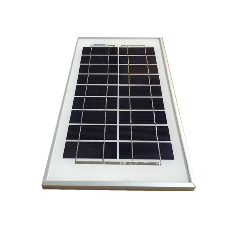 5w poly solar panel price india/ best price per watt solar panel 5w polycrystalline