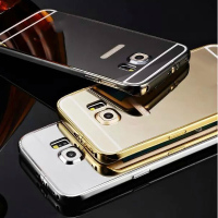 2015 Hot Sale for S6 case Mirror Back Cover for Samsung Galaxy S6 Edge Case