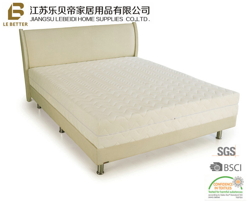 Quilted Memory foam mattress