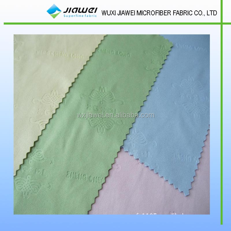 Customized Art Work Microfiber Glass Cleaning Cloth