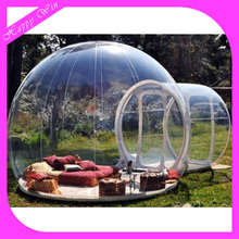2017 Wholesale Inflatable Bubble Camping Tent / Outdoor Inflatable Bubble Room for sale