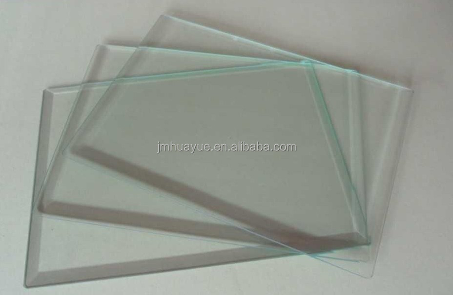 Wedding album glass for photo book crystal cover