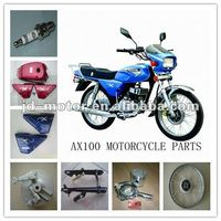 AX100 motorcycle spare parts