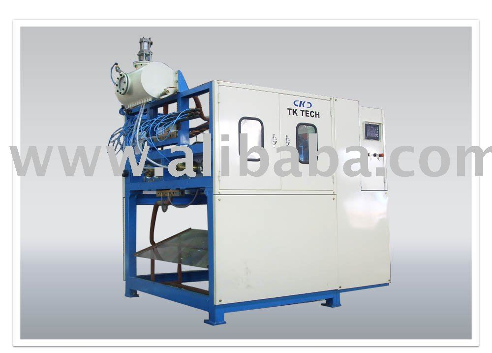 Automatic EPS Foam Cup Molding Machine