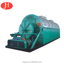 High efficiency Pipe bundled tube dryer in corn starch processing