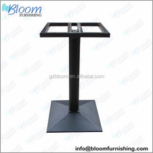 Hot sale black center table legs