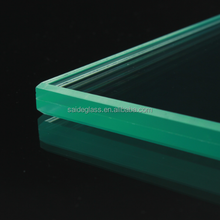Best quality 8mm clear colored reflective tempered/toughened insulated glass for wholesale
