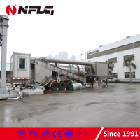 Supply mixed asphalt batching plant and related equipments