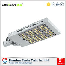 Outdoor aluminum housing 180w fashion design led street light