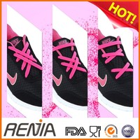 RENJIA replace shoelaces stretchy shoelaces flexible silicone shoe laces