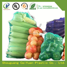 Good quality expandable mesh produce bags
