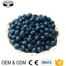 2017 high quality Fake Fruit Artificial Blueberry for home decoration