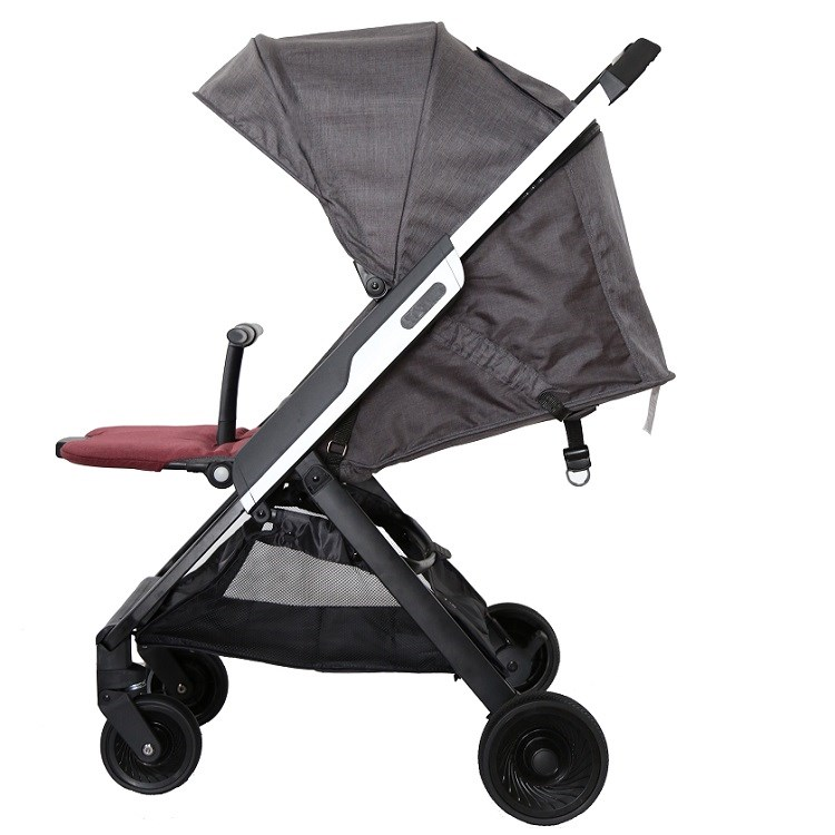 Good quality Cationic Fabric  Lightweight  Baby Strollers 2 in one