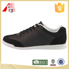 2016 best quality leather men flat casual sneaker