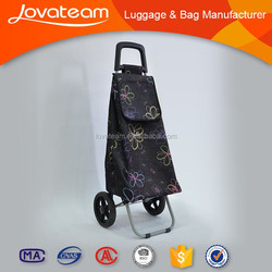 foldable shopping bag market trolley