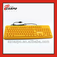 Electronic keyboard part for dell desktop computer T912