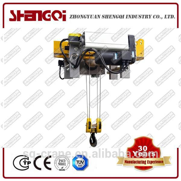 Agricultural Machine Warehouse Used Rope Hoist Block And Tackle