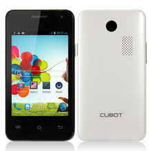 Cubot C7+ MTK6572 Dual core 1.0GHz 3.5 Inch Dual Card Dual Standby Android 4.2 Dual Camera 2.0MP Phone