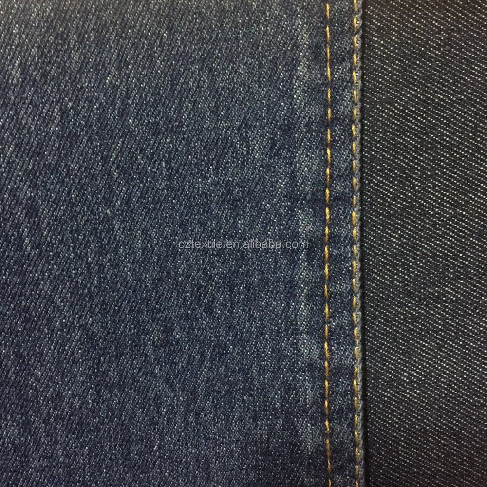 8oz combed 100% cotton denim fabric wholesale