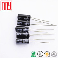 NEW ORIGINAL 33uf 25v 5*11 105C Aluminum electrolytic capacitor(100pieces)