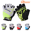 RIGWARL Outdoor Sports Bicicleta Gloves Climbing Bicycle Cycling Antiskid Silicone Gel Half Finger Gloves guantes ciclismo