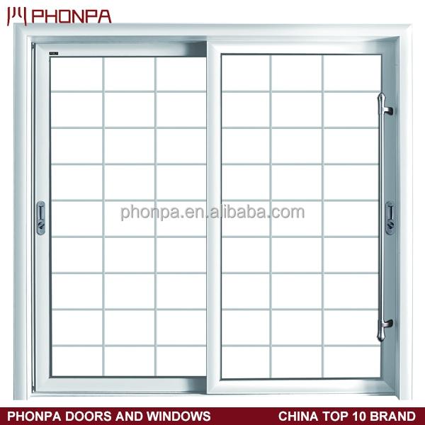 l 39 int rieur des portes coulissantes grange cadre en aluminium double porte coulissante en verre. Black Bedroom Furniture Sets. Home Design Ideas
