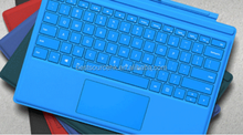 Wireless Keyboard & Case Slim Backlight Keyboard Mechanical Keyboard for Surface pro 3 pro4