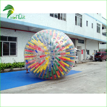 inflatable sports Zorb ball for adults for water games water park