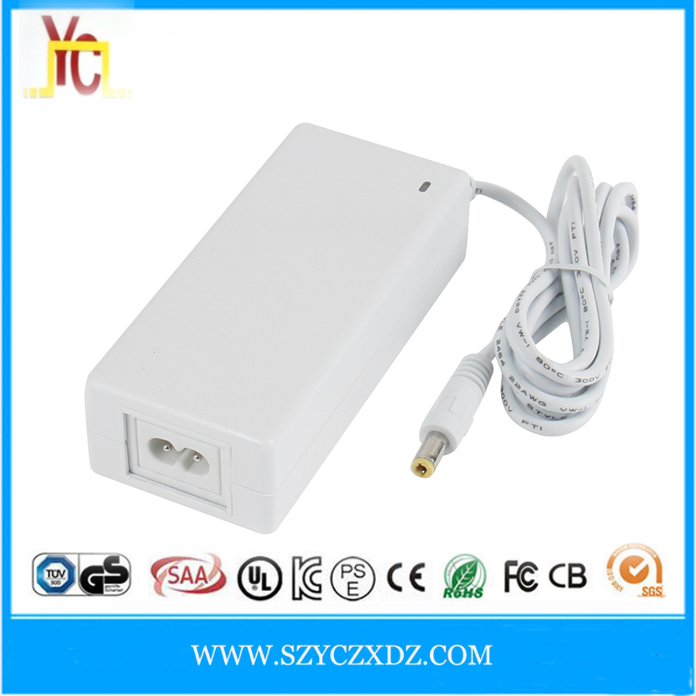 Free samples AC/DC white switching Power supply 12V 5A 60W LED light HP laptop power adapter