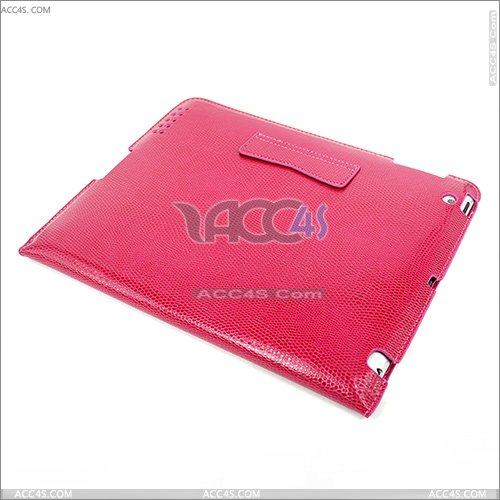 Snake Skin Thin PU Leather Case for iPAD 2 Case IPD2CASE067