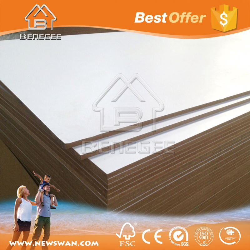 20mm thick MDF Board Laminated MDF Board