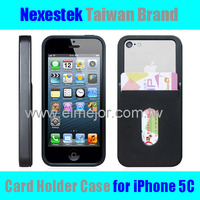 Nexestek Taiwan for iPhone 5C card case