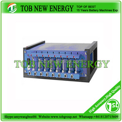 lithium ion battery Mini current battery cycle testing equipment