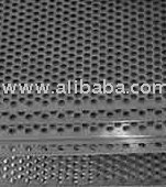 Perforated Plate Screens