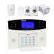 2017 new arrival siren Securityr Wireless GSM Home House Burglar Intruder Fire Alarm System