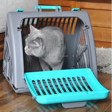 Of the latest model cat carrier Indoor & Outdoor travel portable folding pet cage pet carrier