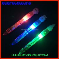 LED Light Ball Pen for Christmas
