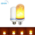 Newest Led flame bulb Flame light With Flickering Flame Effect Fire Light Bulb
