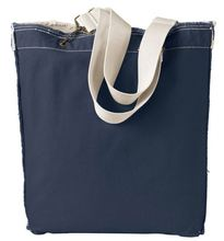 High quality recyclable cotton canvas bag