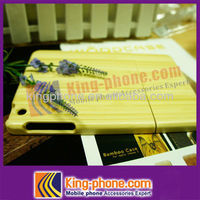 hot selling durable bamboo wooden case, for ipad mini wood cover