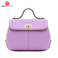 2012 Latest Design Genuine Leather Women Cosmetic Handbag Bags