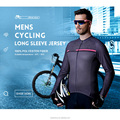 For men outdoor Jackets Fit warm + Cloth Cycling tops fleece Jackets Coats for waterproof jackets Insulated clothing custom