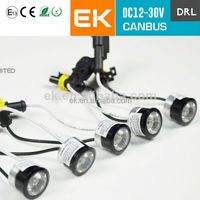 2014 New accessories Flexible DRL Led Day Light Car