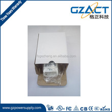 GZACT 6W constant current led driver+led panel light driver led cob light driver
