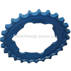 High quality rubber tracks with sprocket made in China