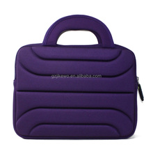 "factory OEM customp print logo 10"" laptop laptop case bag for girls"