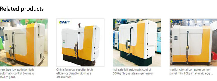 wood pellet biomass industrial steam burner