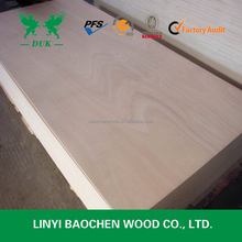 Bintangor okoume commercial plywood 9mm 12mm 15mm 18mm with low price